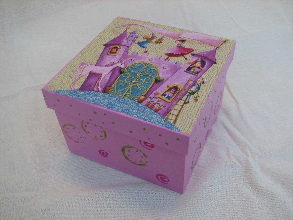 Cajas decoradas imagui - Cajas infantiles decoradas ...